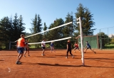 Company tournament Volleyball