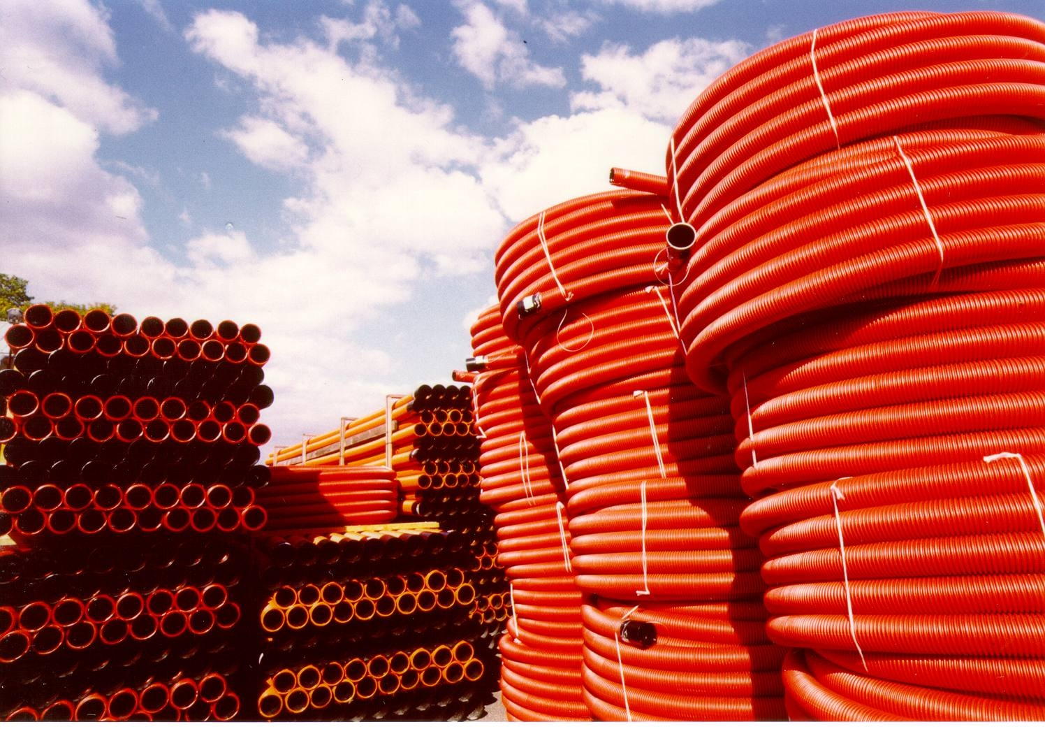 DUOFLEX, DUOHARD protective pipes