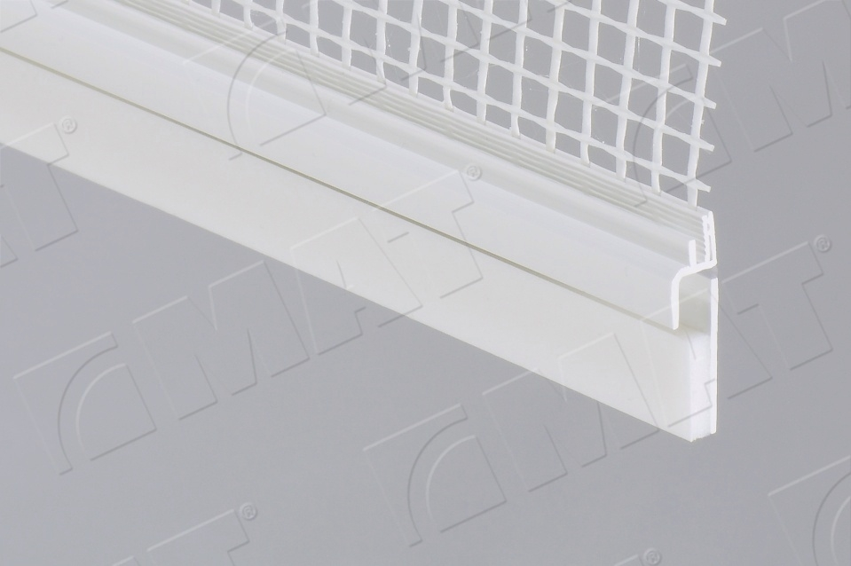 Profile for side sill connection