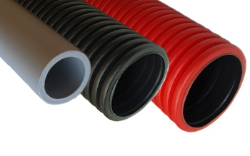 Pipes for cable protection