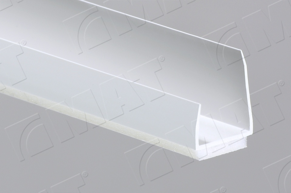 Plasterboard edging bead with dilatation tape 12,5 J, code C/10