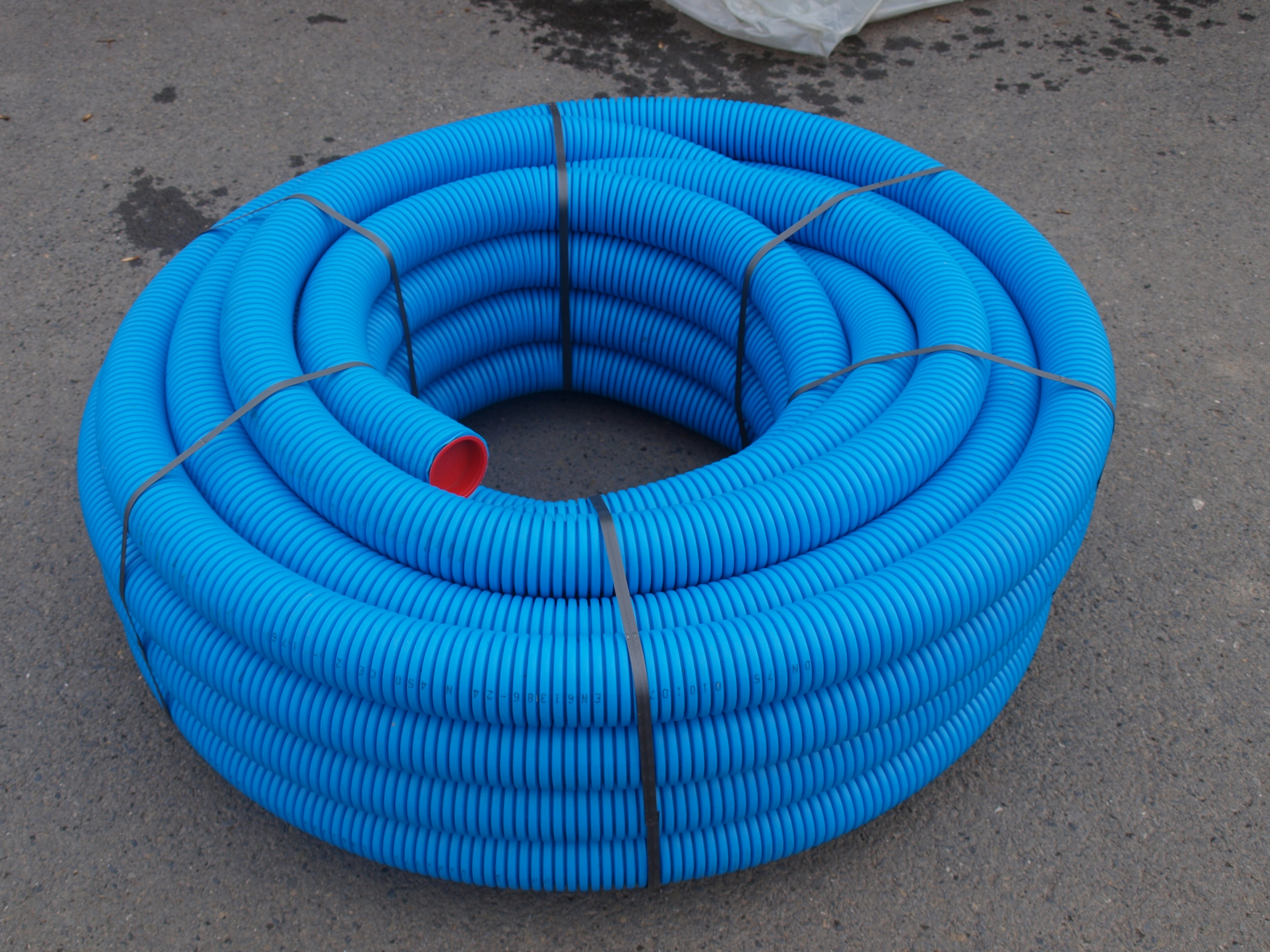 Flexible plastic pipes KLIMAFLEX SB